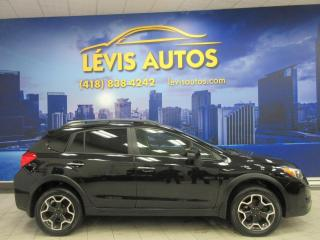 Used 2013 Subaru XV Crosstrek LIMITED AWD CUIT/TOIT OUVRANT/GPS NAVI/T for sale in Lévis, QC
