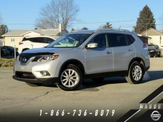 Used 2016 Nissan Rogue SV AWD, CAMÉRA, BLUETOOTH, A/C! for sale in Magog, QC
