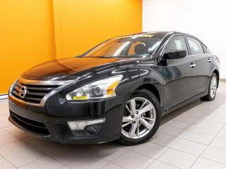 Used 2015 Nissan Altima SV SIÈGES CHAUFFANTS CAMÉRA *TOIT OUVRANT* for sale in Mirabel, QC