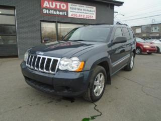 Used 2008 Jeep Grand Cherokee Laredo for sale in St-Hubert, QC