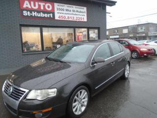 Used 2008 Volkswagen Passat 4MOTION 3.6 for sale in St-Hubert, QC
