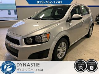 Used 2015 Chevrolet Sonic LT for sale in Rouyn-Noranda, QC