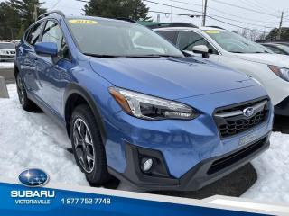 Used 2019 Subaru XV Crosstrek 2.0i AWD ** SPORT ** for sale in Victoriaville, QC