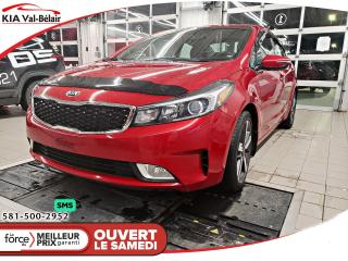 Used 2018 Kia Forte *EX*CAMÉRA*MAGS*BLUETOOTH* for sale in Québec, QC
