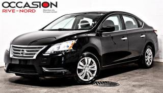 Used 2014 Nissan Sentra 1.8 S BLUETOOTH+A/C+GR.ELECTRIQUE for sale in Boisbriand, QC