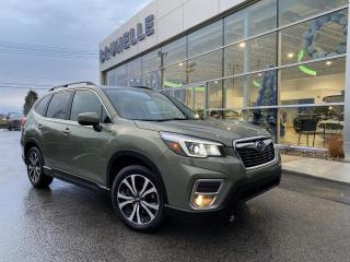 Used 2019 Subaru Forester Limited cuir toit GPS awd for sale in St-Eustache, QC