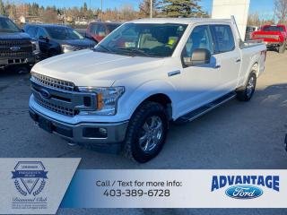 Used 2018 Ford F-150 XLT 5.0L V8 Engine AUTO START STOP for sale in Calgary, AB
