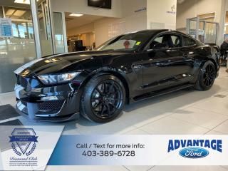 Used 2017 Ford Mustang Shelby GT350 for sale in Calgary, AB