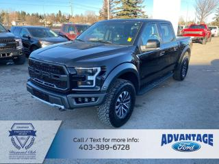 Used 2018 Ford F-150 RAPTOR for sale in Calgary, AB