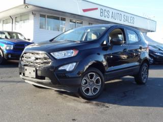 Used 2020 Ford EcoSport All Wheel Drive, Bluetooth, One Owner, No Accident for sale in Vancouver, BC