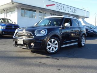 Used 2019 MINI Cooper Countryman Intelligent All Wheel Drive, Leather, Pan Sunroof for sale in Vancouver, BC