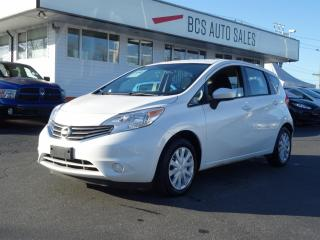 Used 2015 Nissan Versa SV for sale in Vancouver, BC