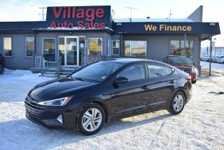 Used 2019 Hyundai Elantra Luxury HEATED SEATS! CRUISE CONTROL! BLUETOOTH! for sale in Saskatoon, SK