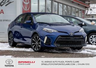 Used 2018 Toyota Corolla ***RÉSERVÉ***SE TOIT,MAGS for sale in Pointe-Claire, QC