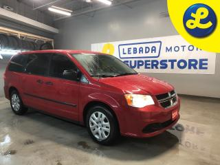 Used 2016 Dodge Grand Caravan SE * 7 Passenger * 3.6L V6 6 Speed Automatic * Bench Seat * Cruise Control * Eco Mode * Keyless Entry * Child Seat Anchors * Traction Control * Automa for sale in Cambridge, ON