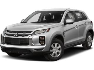 Used 2020 Mitsubishi RVR ES AWD for sale in Brandon, MB