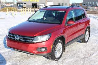 Used 2016 Volkswagen Tiguan Comfortline EXCELLENT VALUE for sale in Regina, SK