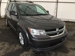 Used 2017 Dodge Journey CVP/SE SPORT ALUMINUM WHEELS, PUSH START IGNITION, PROXIMITY ENTRY for sale in Ottawa, ON
