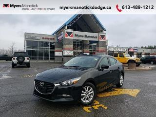 Used 2018 Mazda MAZDA3 SE  - Heated Seats -  Bluetooth - $124 B/W for sale in Ottawa, ON