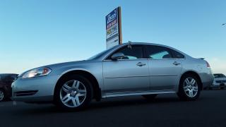 Used 2013 Chevrolet Impala LT for sale in Brandon, MB