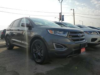 Used 2018 Ford Edge SEL WELL MAINTAINED ONE OWNER TRADE. for sale in Toronto, ON