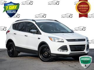 Used 2016 Ford Escape SE NAVIGATION SYSTEM | PANORAMIC MOONROOF | WINTER WHEELS AND TIRES for sale in St Catharines, ON