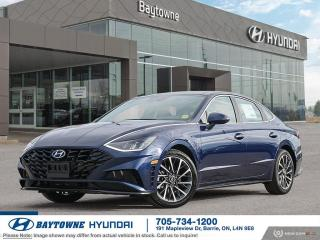 New 2021 Hyundai Sonata Luxury for sale in Barrie, ON