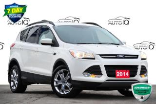 Used 2014 Ford Escape SE | 4WD | 1.6L GTDI ENGINE | LEATHER COMFORT PACKAGE for sale in Kitchener, ON