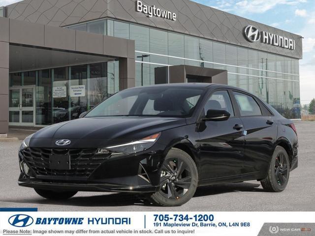 2021 Hyundai Elantra Preferred IVT Sun and Tech