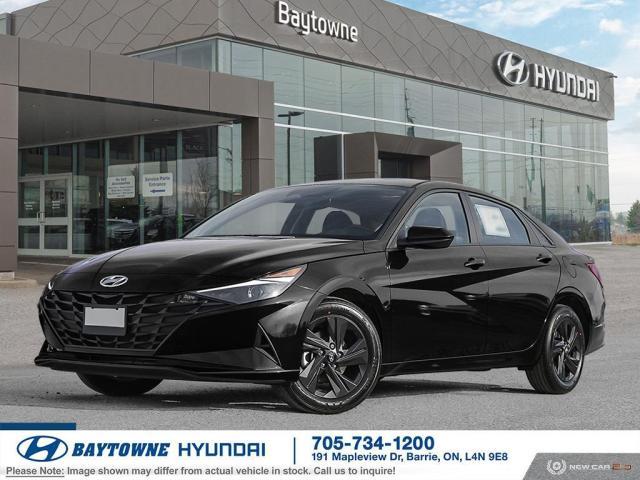 2021 Hyundai Elantra Preferred IVT