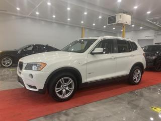 Used 2013 BMW X3 xDrive28i Brown interior, Free of Accident for sale in Richmond Hill, ON