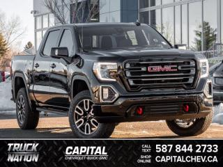 New 2021 GMC Sierra 1500 AT4 for sale in Calgary, AB