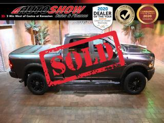 Used 2018 RAM 3500 Laramie Sport w/ Nav, S.Roof, 5th Wheel & A/C Lthr Seats !!! for sale in Winnipeg, MB
