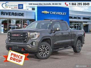 Used 2019 GMC Sierra 1500 AT4 for sale in Brockville, ON