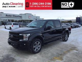 Used 2018 Ford F-150 CREW LARIAT for sale in Saskatoon, SK