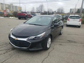 Used 2019 Chevrolet Cruze LT for sale in London, ON