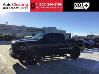 Used 2016 RAM 1500 TRADESMAN for sale in Saskatoon, SK