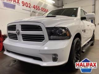 Used 2017 RAM 1500 SPORT for sale in Halifax, NS
