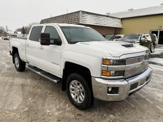Used 2017 Chevrolet Silverado 2500 HD LT,Diesel,Leather,Nav for sale in Ridgetown, ON