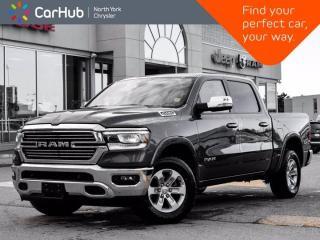 New 2020 RAM 1500 New Laramie 4x4 Crew Cab 5'7