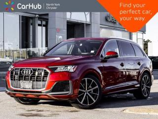 Used 2020 Audi Q7 Technik Quattro Heated & Vented Massage Seats Panoramic Roof for sale in Thornhill, ON