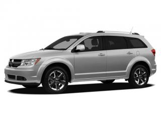 Used 2012 Dodge Journey SXT & Crew for sale in St. Thomas, ON
