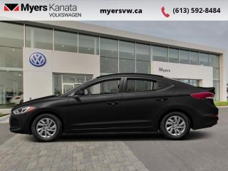 Used 2017 Hyundai Elantra LE  - Bluetooth -  Heated Seats for sale in Kanata, ON