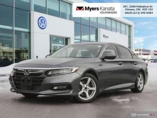 Used 2018 Honda Accord Sedan Touring CVT  - Sunroof for sale in Kanata, ON