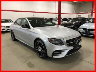 Used 2018 Mercedes-Benz E-Class E43 AMG 4MATIC DISTRONIC TECHNOLOGY AMG DRIVERS PREMIUM for sale in Vaughan, ON