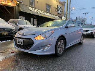 Used 2013 Hyundai Sonata Hybrid 4dr Sdn Limited w/Technology Pkg for sale in Scarborough, ON