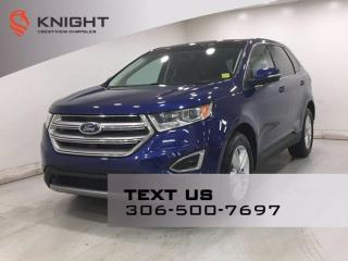 Used 2015 Ford Edge SEL AWD | Leather | Sunroof | Navigation | for sale in Regina, SK