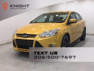 Used 2012 Ford Focus SE for sale in Regina, SK