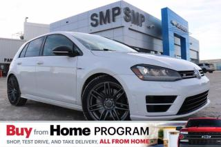 Used 2016 Volkswagen Golf R - AWD, Heated Leather, Navigation,  Winter Tire Pkg for sale in Saskatoon, SK