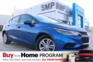 Used 2017 Chevrolet Cruze LT- Remote Start, Heated Seats, Alloy Wheels for sale in Saskatoon, SK